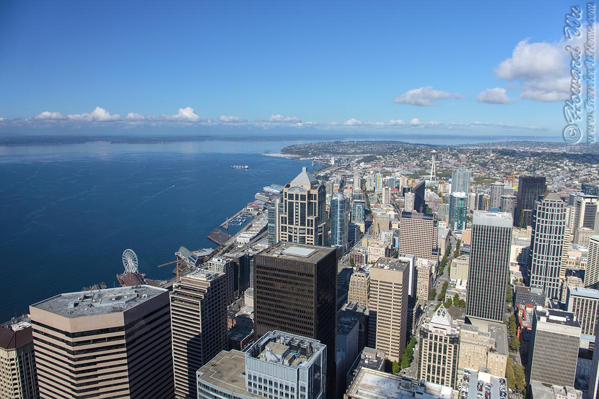 Fall 2015 Seattle: Sky View Observatory @ Home