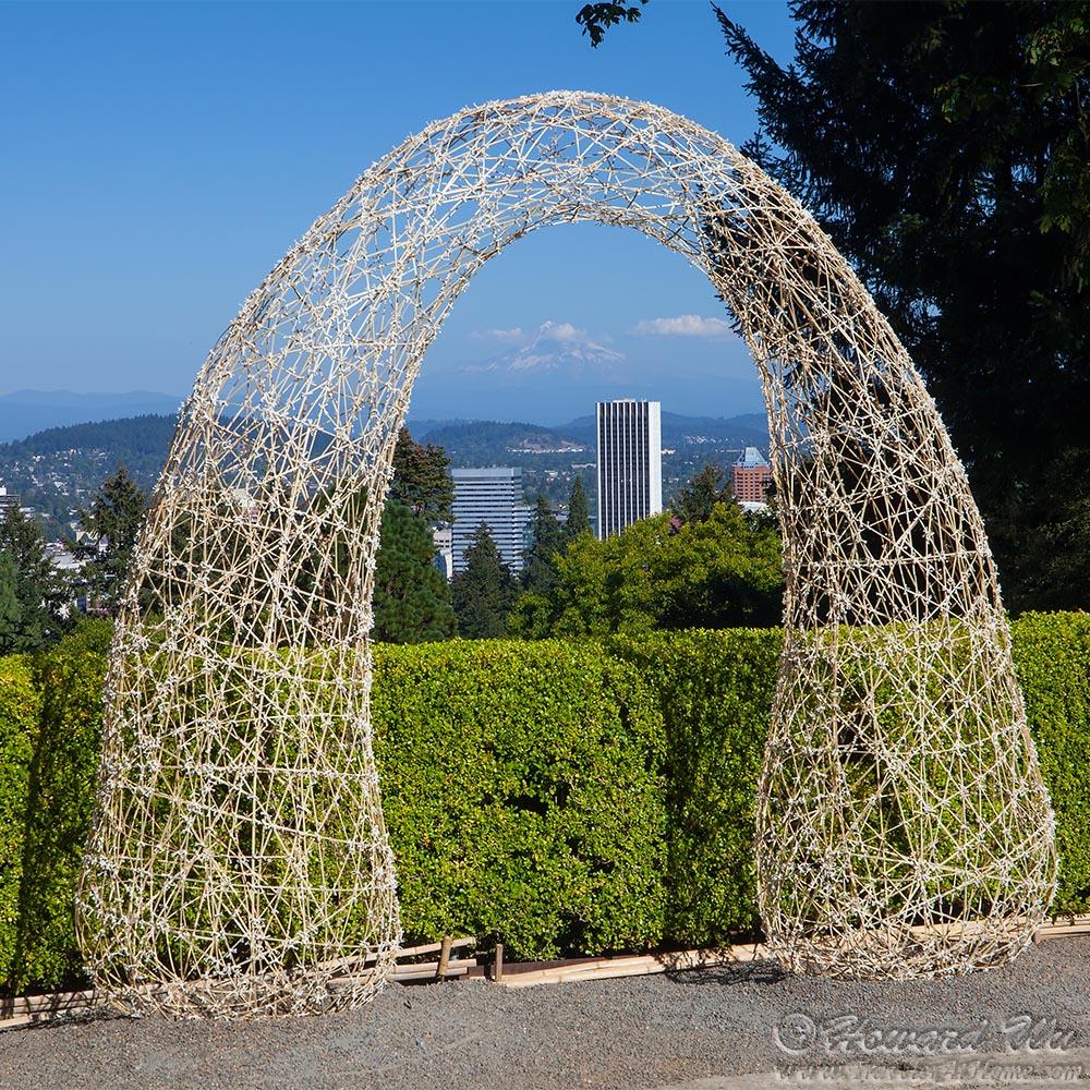 2016 portland and skamania mount hood traveler home - Portland japanese garden free day ...